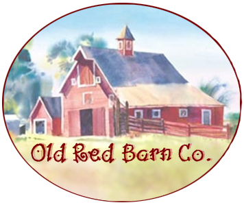 Old Red Barn Co. labels, logos and photos 018