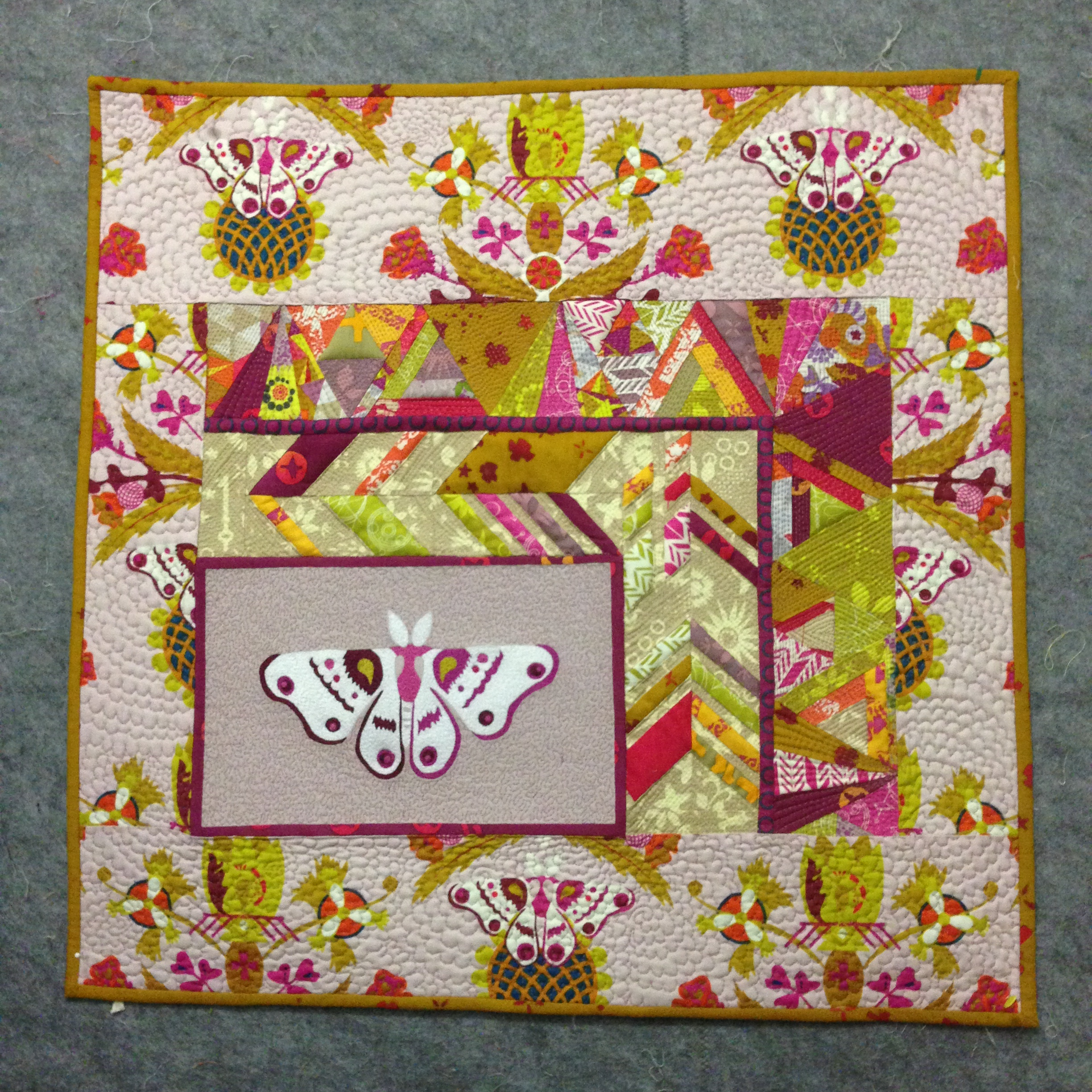 butterfly quilt whole